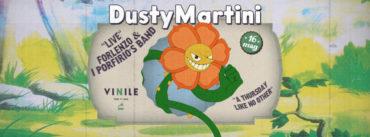 DUSTY MARTINI @ Vinile giovedì 16 Maggio 2019 | Ape & Disco