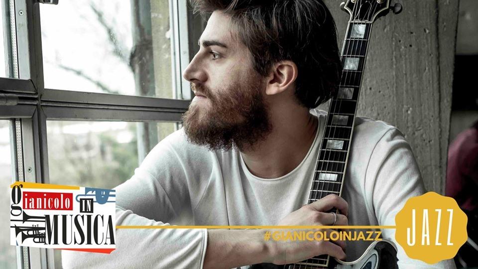 Andrea Molinari 51 Gianicolo in Jazz Domenica 23 giugno 2019