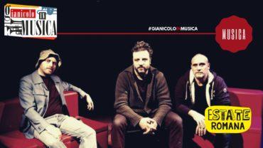 Ardecore Gianicolo in Musica Mercoledì 3 Luglio 2019