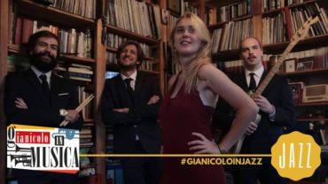 Beatrice Gatto & Beat4tet | Gianicolo in Jazz lunedì 1 Luglio 2019