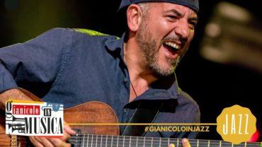 Bebo Ferra Trio | Gianicolo in Jazz martedì 25 Giugno 2019