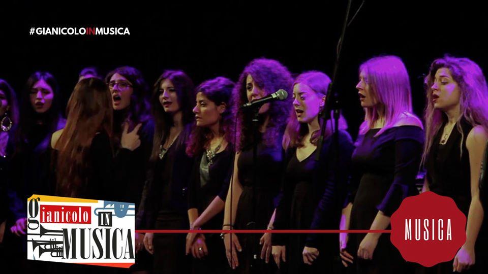 Flowing Chords Gianicolo in Musica mercoledì 19 Giugno 2019