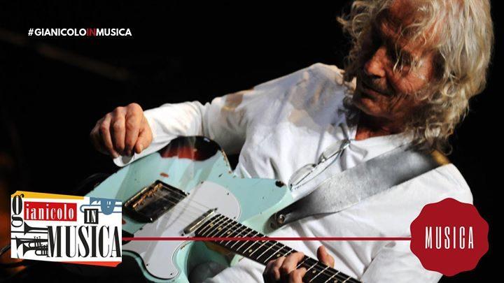 GIANICOLO IN MUSICA LUNEDI 10 GIUGNO 2019 LELLO PANICO