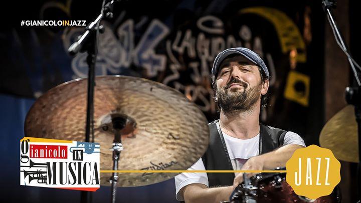 Gianicolo in Jazz martedì 11 Giugno 2019 Lorenzo Tucci Trio