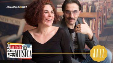 Silvia Manco Hip! 4et feat. Max Ionata Gianicolo in Jazz martedì 18 Giugno