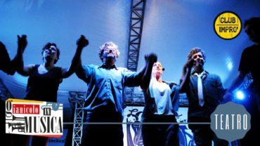 The Big Show - Club Imprò Gianicolo in Teatro lunedì 24 Giugno 2019