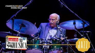 Gianicolo in Jazz lunedì 17 Giugno 2019 Gegè Munari + SLCM 5ET