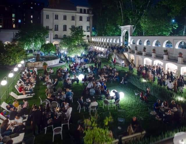 Borgo Ripa mercoledì 17 luglio 2019 Aperitiv Djset @ Secret Garden