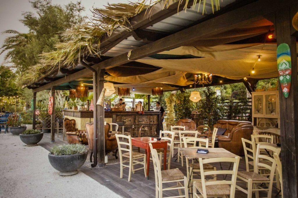 santanera bar y palmas location 2