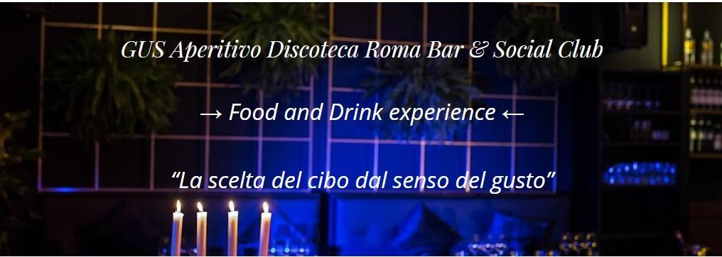 GUS Roma discoteca