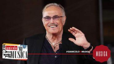 Terrazza Gianicolo Alberto Laurenti in Omaggio a Franco Califano 14 sett