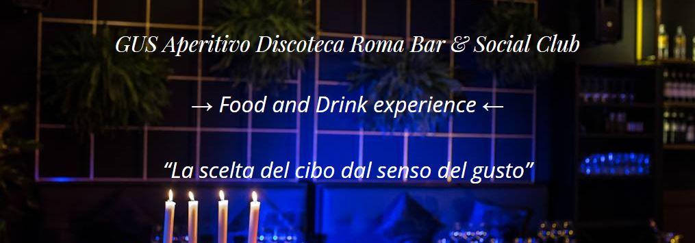 aperitivo roma centro gus