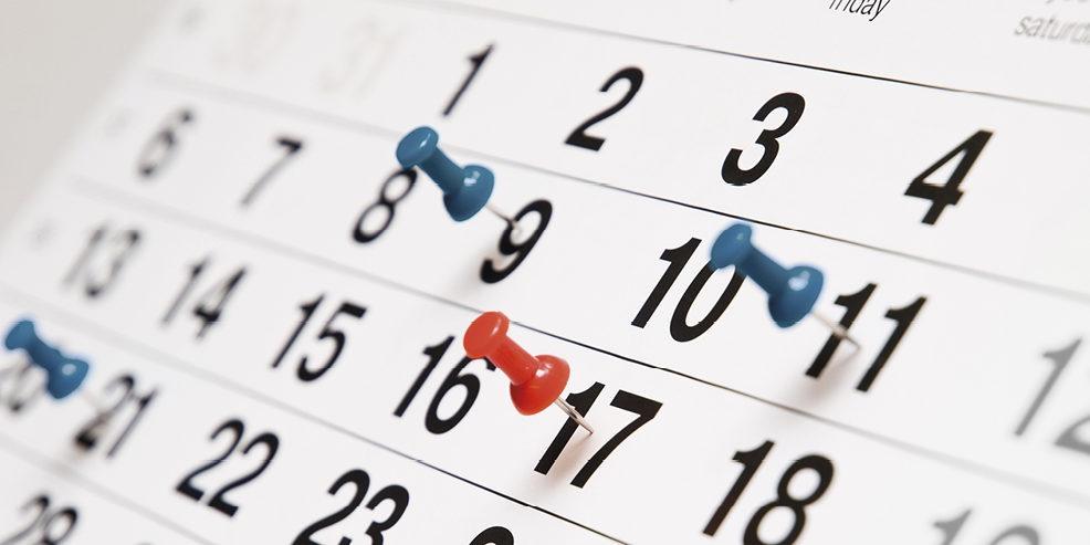calendario eventi a roma