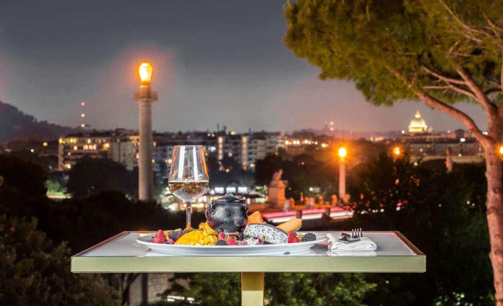 discoteca la villa roma ristorante