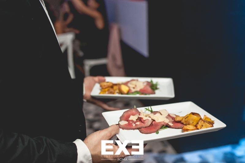 Discoteca Exe Roma Eur Aperitivo Cena Club