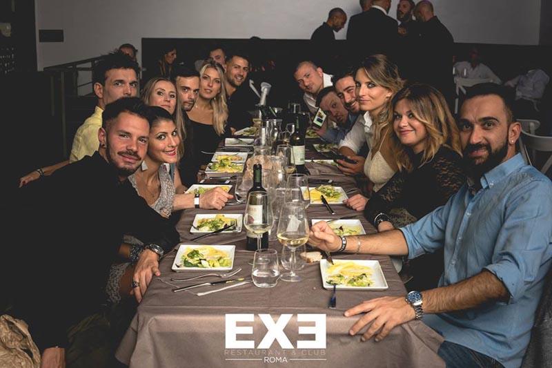 ristorante discoteca exe privè 2