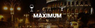 C71 MAXIMUM ROMA Circo Massimo | Aperitiv&Club