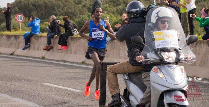 Rom Marathon 672 8550