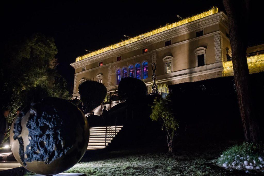 Sublime La Villa sabato 18 gennaio 2020: Si balla nella villa del 1900