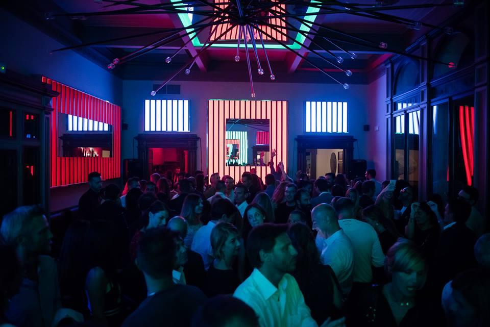 Discoteca La Villa Sabato 9 novembre Aperitivo e Club