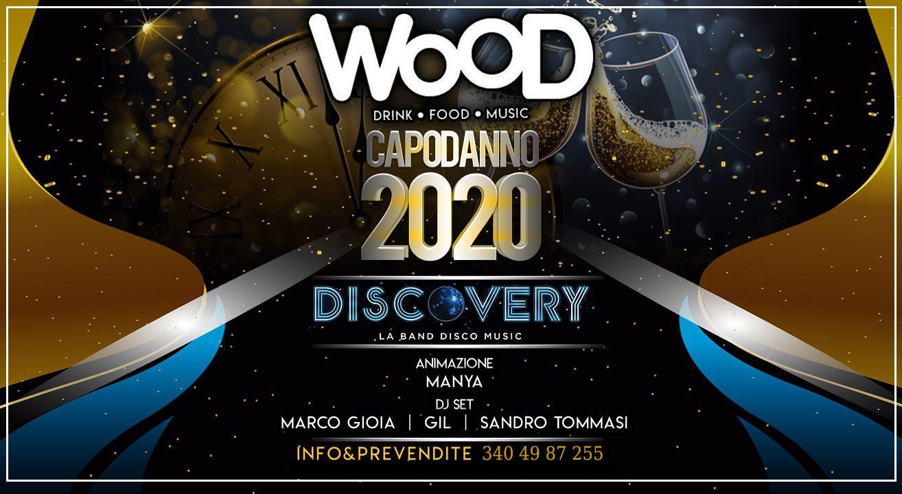 capodanno wood roma 2019 2020
