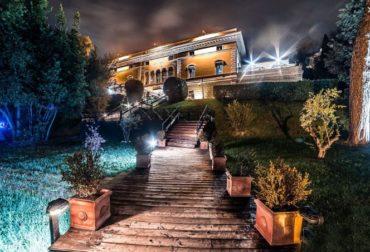 La Villa Ponte Milvio sabato 11