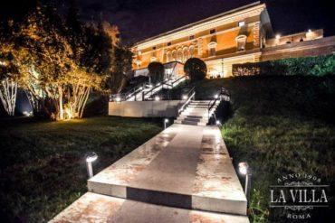 La Villa Sublime sabato 25 gennaio 2020: Aperitivo e Disco a Roma nord