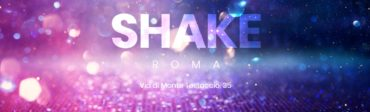 shake roma testaccio copertina