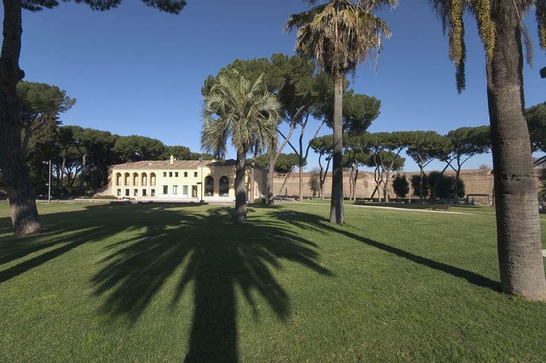 VILLA OSIO ROMA 30 MAGGIO 2020
