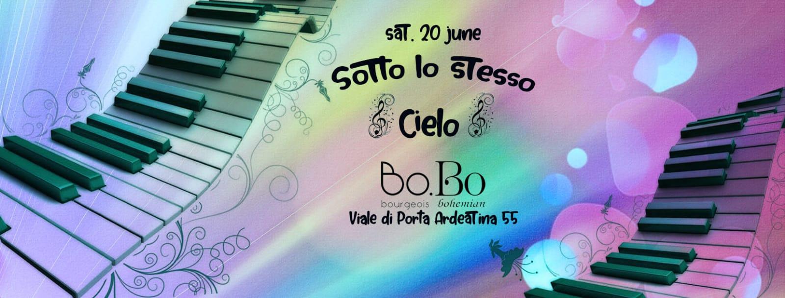 Aperitivo e Cena Villa Osio Sabato 20 Giugno #SOTTOLOSTESSOCIELO