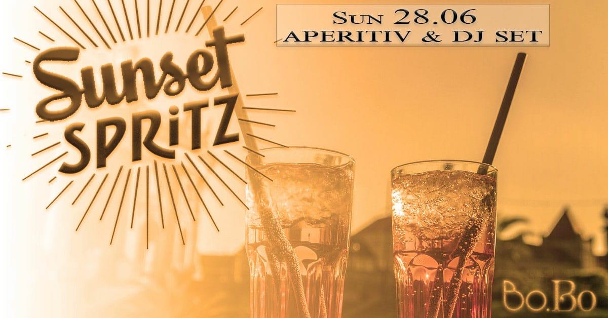 Sunset Spritz Aperitiv in Terrazza Casa del Jazz
