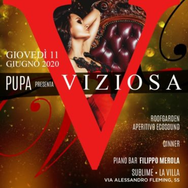 La Villa Roma giovedì 11 Giugno Aperitiv ECOsound al Fleming