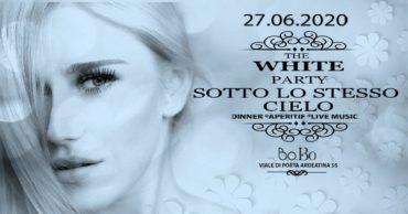 WHITE PARTY Villa Osio ESTATE 2020 La notte si colora di Bianco