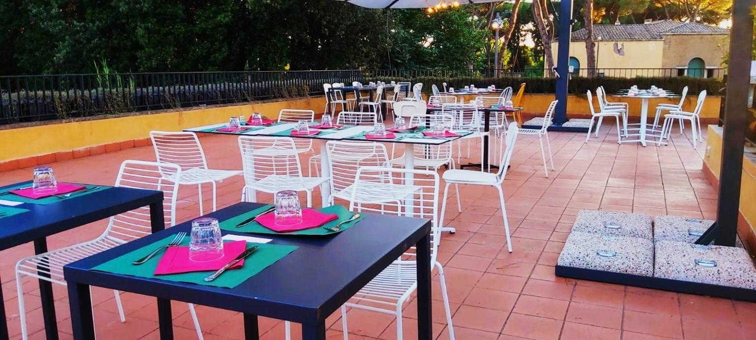 ristorante casa del jazz - terrazza 4