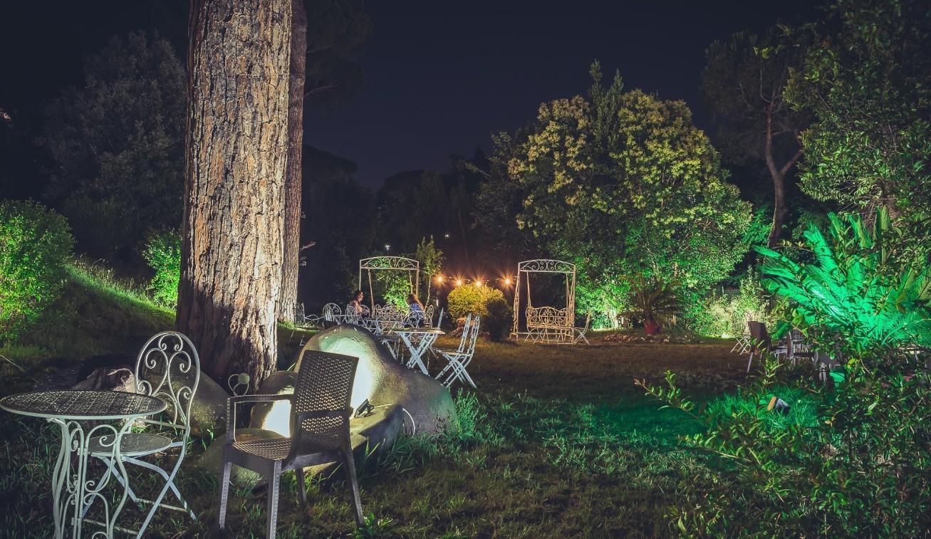 Aperitivo La Villa venerdì 3 Luglio ESSENZA @ Collina Fleming