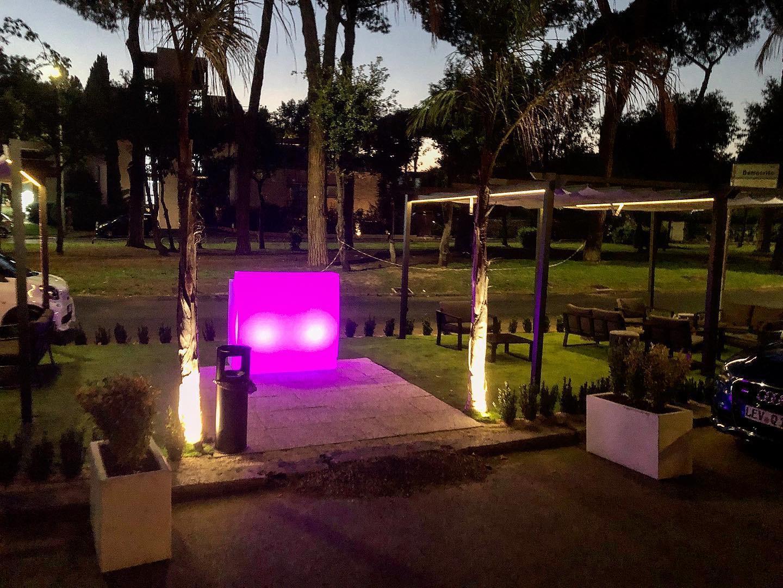 Fred 246 Casal Palocco garden