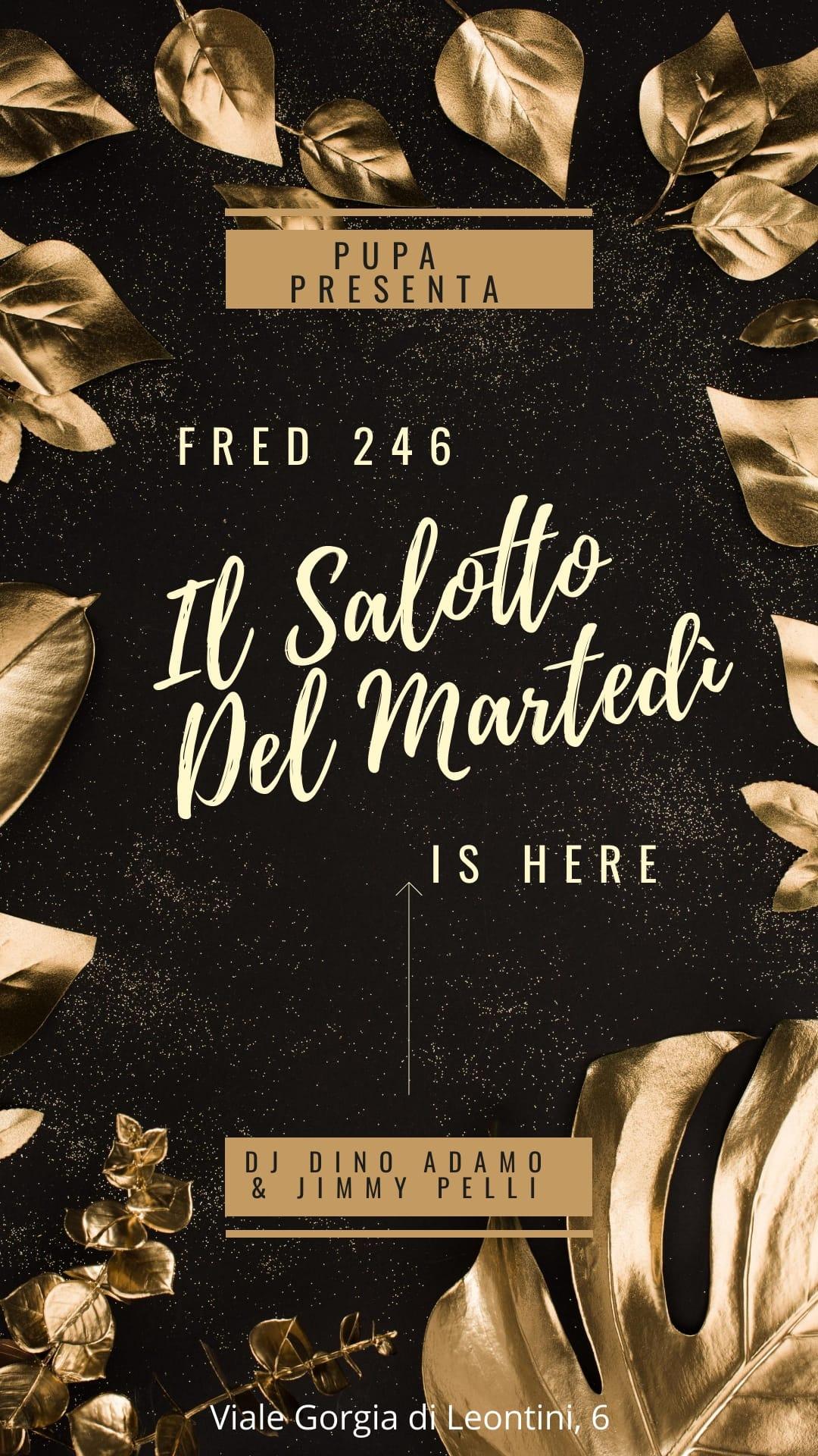 Fred 246 Casal Palocco martedì 7 luglio 2020