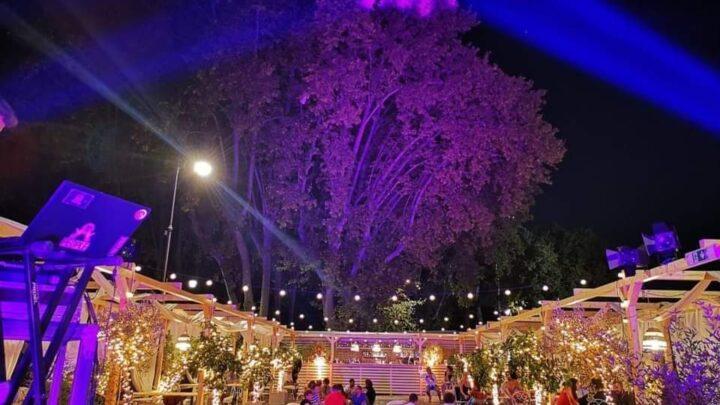 Alcazar Live Terrazza Gianicolo Estate 2020: Aperitivo panoramico tra Musica e Sushi