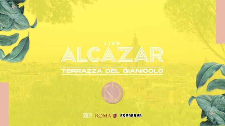 Terrazza Gianicolo Roma mercoledì 9 settembre 2020 Aperitivo & Live Music
