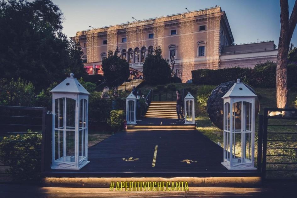 ESSENZA @ Collina Fleming Aperitivo La Villa venerdì 11 settembre