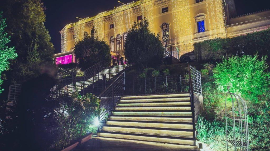 La Villa Sublime giovedì 8 ottobre 2020 Aperitivo Roma Nord