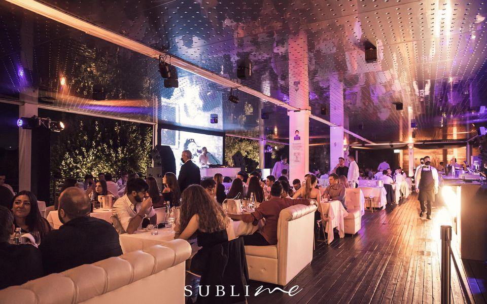 La Villa Sublime sabato 10 ottobre Aperitivo Cena Musica