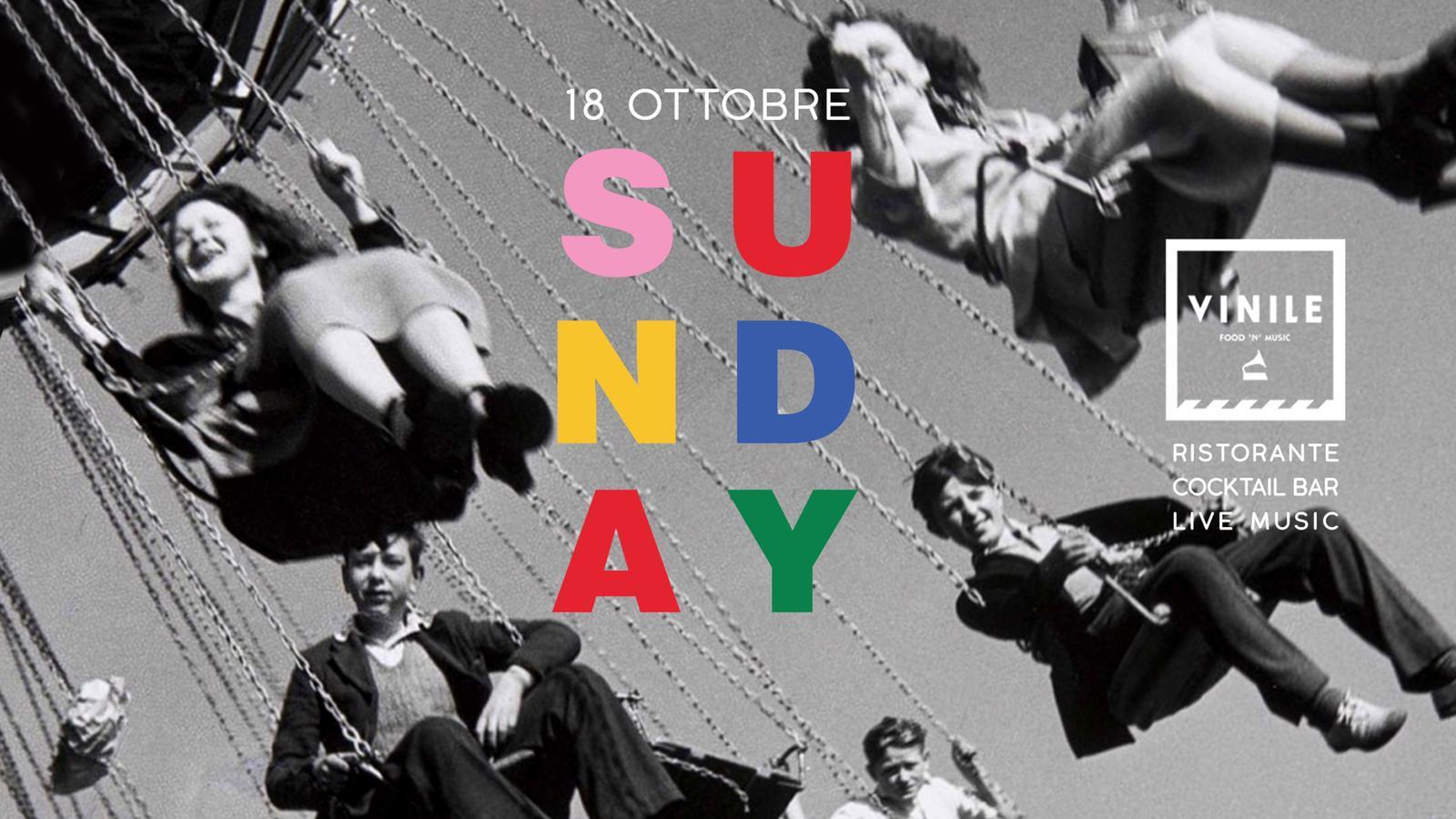 VINILE ROMA domenica 18 ottobre 2020 Aperitivo Cena Live Music