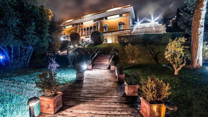 serata disco roma