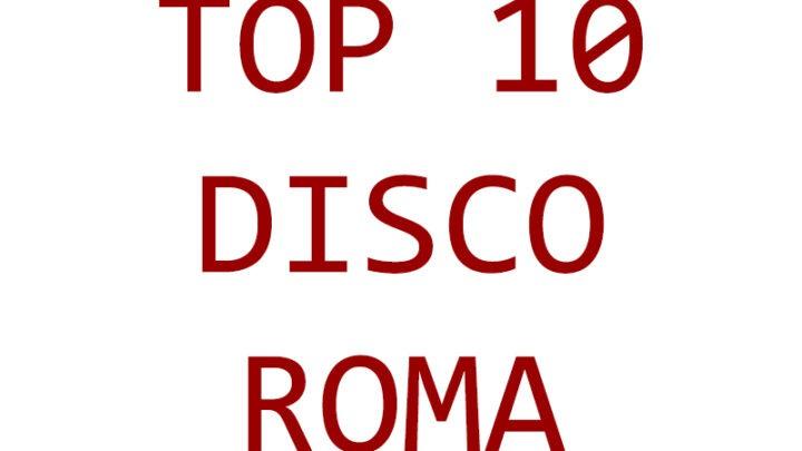 discoteche roma centro
