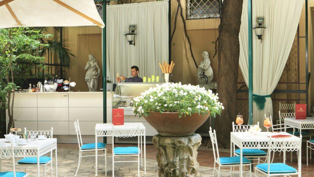 Aperitivo Hotel Quirinale venerdi 7 Maggio 2021 2