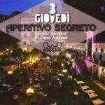 Dino Adamo Sound & Sushi Aperitiv Borgo Ripa whats else? 3 giugno 2021