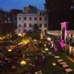 Aperitivo Borgo Ripa Roma: il giardino delle meraviglie Trastevere