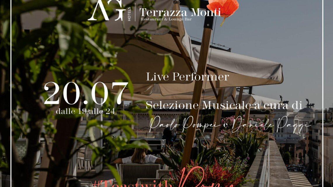 Rooftop Monti 20 luglio