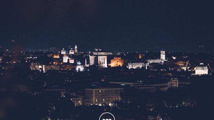 Terrazza Gianicolo sabato 21 agosto Aperitivo Panoramico Roma ♥